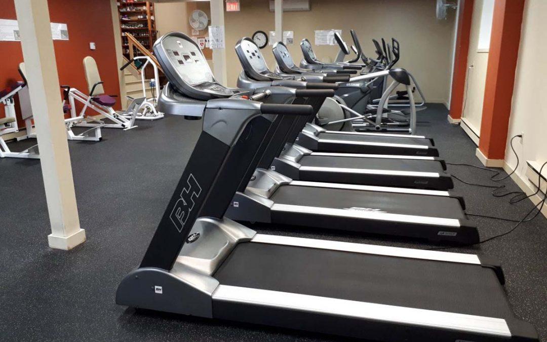 Woodville Fitness Room